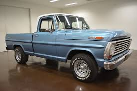 1969 Ford F100 For Sale #90487 | MCG