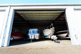 Roll Up Doors Are 16 Wide And 14 Tall To Accommodate Large Boats RVs