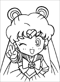 Full Size Of Coloring Pagessailor Moon Pages Sailor Chibi