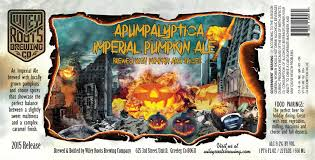Post Road Pumpkin Ale Uk 12 spooky pumpkin beer labels for 2015