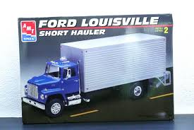 Amt/ertl Ford Louisville Short Hauler Box Truck 1:25 Model Kit ... 1998 Ford Lt9000 Louisville Cab Chassis Youtube Vintage Truck Plant Photos 1997 L8513 113 Dump Truck Item Dd2106 So 9 000 Junk Mail New Ford Accsories Mania Plumberman Albums Lseries Wikipedia Cseries Work Ready 1981 L9000 Bikes By Bruce Race Cars Ln 9000 Dump The Stop Model Magazine Forum