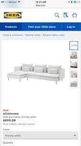 Ikea Soderhamn Sofa Cover by Moving Today Must Go Almost Brand New Söderhamn Sofa And Chaise