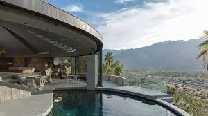 100 The Elrod House In Need Of A Savior Iconic In Palm Springs In