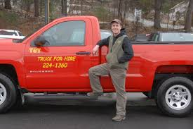 100 Truck For Hire Meet Tom Moore Of TT For The Bridge