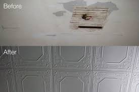aecinfo news covering popcorn ceilings with styrofoam ceiling
