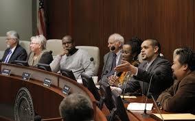 Organizer Melvin Willis takes fight to Richmond City Hall San