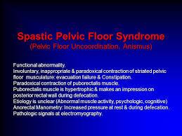 Pelvic Floor Dysfunction Symptoms Constipation by Mri In Pelvic Floor Disorders Ppt Online Download