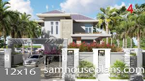 100 Www.homedesigns.com House Plans 12x16 With 4 Bedrooms Lumion Raining Scene Render Setting