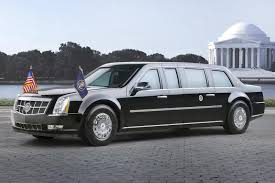 Secret Service Calls For A New Presidential Limo,