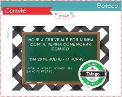 Convite Digital Heineken Buteco