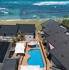 100 Absolute Beach Front Front Apartments Lennox Head About Facebook