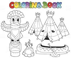 Collection 21 Coloriage Indiens Maternelle Classic Work Scrowland