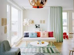 Modern Curtains For Living Room Uk by Modern Home Interior Design Room Divider Curtain Curtains Uk