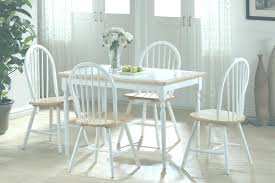 Elegant Round Dining Room Sets White Table Kitchen Set Wooden Chair And Floor Curtain Door Picture Pot With
