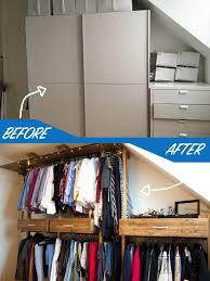 kleiderschrank selber bauen diy schlafzimmer projekt diy