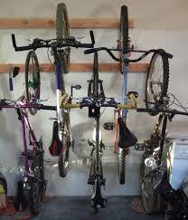 Ceiling Bike Rack Flat by Bike Rack Bike Storage For The Home Or Apartment 8 Steps With