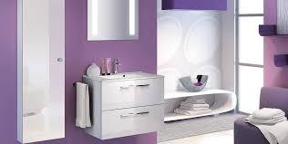 salle de bain mauve choix de couleur pour votre salle de bains espace aubade