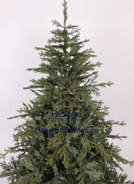 Lifelike Artificial Christmas Trees Uk by Artificial Christmas Tree Ohio Deluxe Natural Model Premium