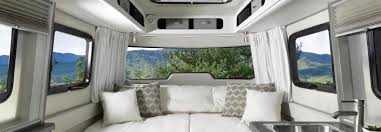 100 Inside An Airstream Trailer Launches Nest Its Firstever Fiberglass Camper For Under