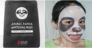 Halloween H20 Mask Uk by Snp Animal Panda Whitening Face Mask Review