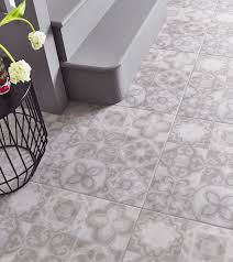 alfred grey is a large 498mm x 498mm patterned ceramic floor tile