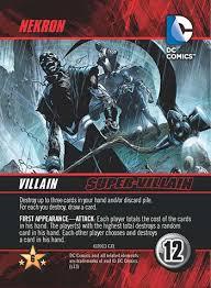 dc comics deck building game heroes unite cryptozoic entertainment