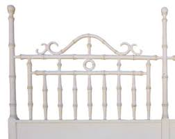 Bamboo Headboard Cal King by Drexel Bed Etsy