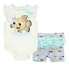 Finding Nemo Baby Clothes And by Finding Dory Shirt Finding Dory Girls Clothes Dory Baby