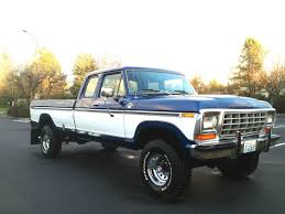 1978 Ford F-150 Ranger Xlt Lariat SuperCab 4X4 For Sale In Kirkland ...