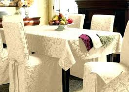 Modern Slipcovers For Dining Room Chairs Slip Covers Chair Seats How To Make Without Arms Back