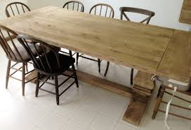 Restoration Hardware Table with Natural Finish and Ways to Protect It