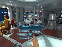 Star Trek Captains Chair by Star Trek Bridge Crew Review U2014 This Right Here Is Why Vr Exists