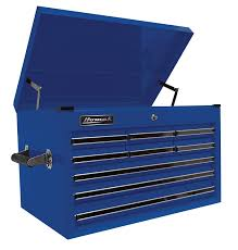 Amazon Homak Inch Professional Drawer Extended Top Tool Chest Blue ...