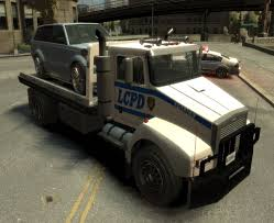 100 Gta Tow Truck Biff Towtruck Vehicle Models LCPDFRcom