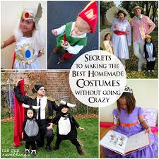 The Best Homemade Costume Tips for Halloween Success and Sanity