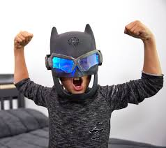Halloween Voice Changer Walmart by Dc Justice League Batman Voice Changing Tactical Helmet English