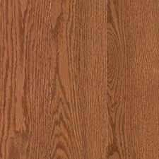 Gunstock Oak Hardwood Flooring Home Depot by Mohawk Raymore Oak Gunstock 3 4 In Thick X 5 In Wide X Random