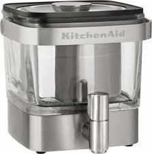 KitchenAid KCM4212SX Cold Brew Coffee Maker Silver