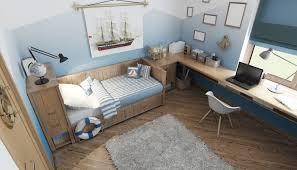 jugendzimmer für jungs idee maritimes jugendzimmer mit teppich