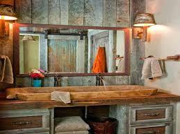 Small Rustic Bathroom Vanity Ideas by Small Rustic Bathroom Mirrors Vanity Ideas Pinterest On Budget