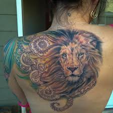 35 Great Lion Tattoo Design And Symbol Meanings