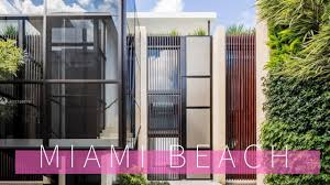 100 Modern Homes In Miami Tour Top Beach Mansions 18 Million Dollar Waterfront