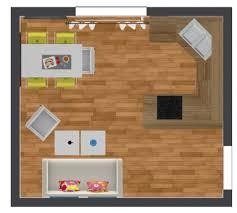 wohnzimmer und küche in einem kleinen raum küchen forum