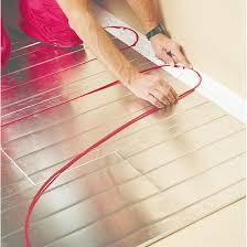plancher chauffant électrique pour la rénovation t2 reflecta