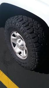 100 Goodyear Wrangler Truck Tires Duratrac AT 26575R16 Pinterest