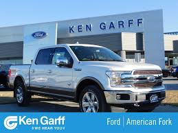 100 King Ranch Trucks For Sale New 2019 D F150 Crew Cab Pickup 1F90279 Ken Garff