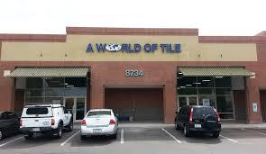 a world of tile flooring 8734 e shea blvd scottsdale az