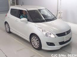 100 Swift Trucks For Sale 2013 Suzuki Pearl White For Sale Stock No 56334 Japanese