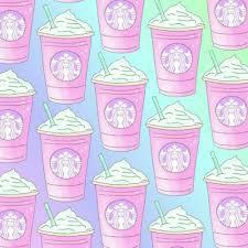 Pink Starbucks Wallpaper