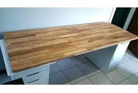 planche de bois pour table plateau bois pour bureau bureau sur